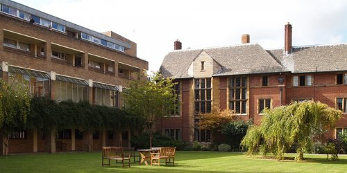 Wesley College, Cambridge