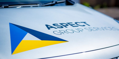 Work Experience at Aspect Group Services