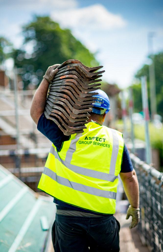 Aspect Group Services Roofer