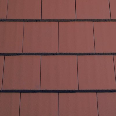 calderdale traditional tile terracotta red