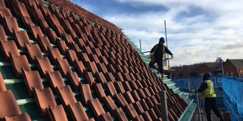 Dragon Hall, Norwich- Roof Refurbishment Works