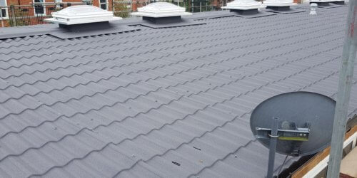 Belvoir Street Re-Roofing Works