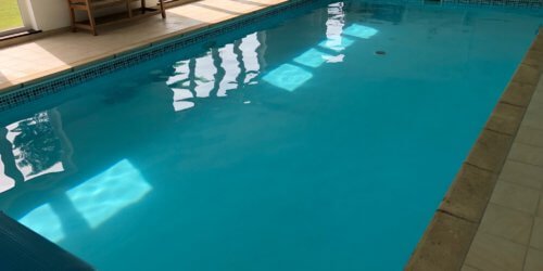 Swimming Pool House Redecoration