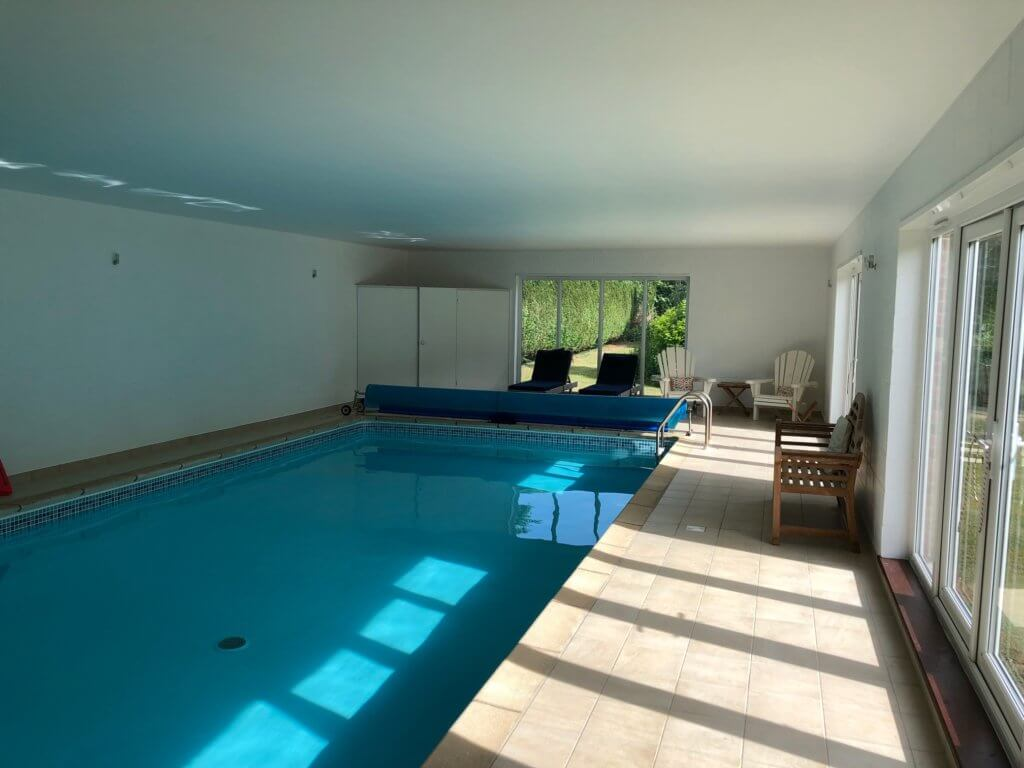 Swimming Pool House Redecoration Aspect Group Services