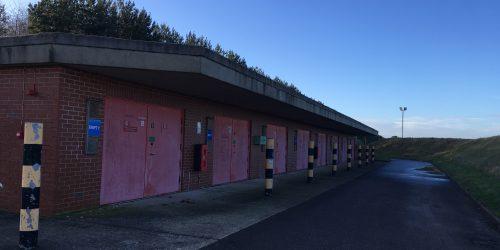 Bodney Ammunition Camp – Re-roofing of store