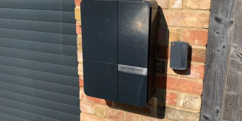 Private EV Charger Installation